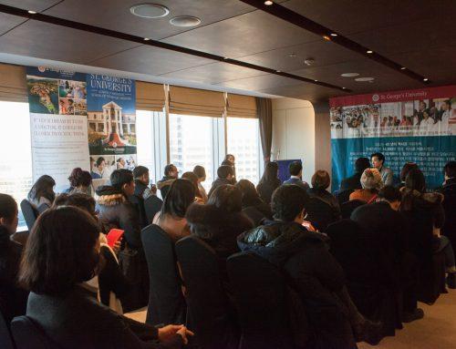 세인트죠지 국제의대‧수의대, 서울‧부산 설명회 성공 개최